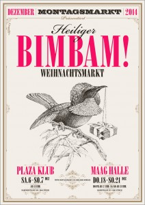 WILHELM TELLER Heiliger Bimbam Maag Halle 2014