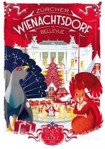 WILHELM TELLER am Wienachtsdorf Sechsilueteplatz ZH 9-16 Dez